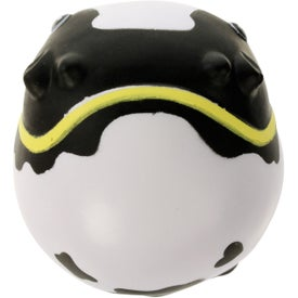 Milk Cow Wobbler Stress Ball with Your Logo