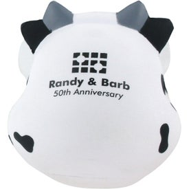 Milk Cow Funny Face Stress Ball Giveaways