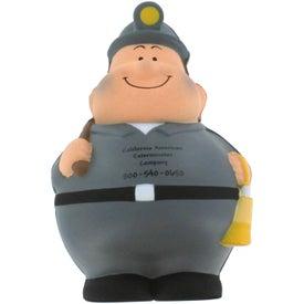 Miner Bert Stress Reliever for your School