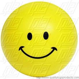 Mini Smiley Face Stress Reliever