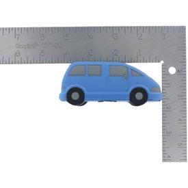 Mini Van Stress Reliever with Your Slogan