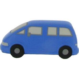 Mini Van Stress Reliever for Advertising