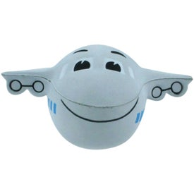 Mini Airplane Stress Reliever with Sound for Promotion