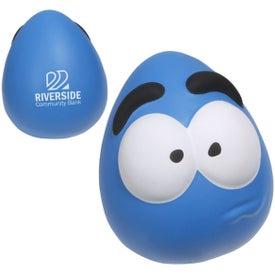 Mini Mood Maniac Stress Ball (Stressed)