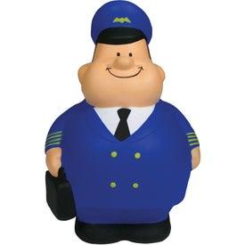 Logo Modern Pilot Bert Stress Reliever