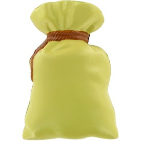 Money Bag Stress Ball