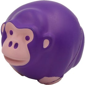 Monkey Ball Stress Toy