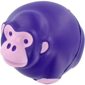 Monkey Ball Stress Ball for Promotion