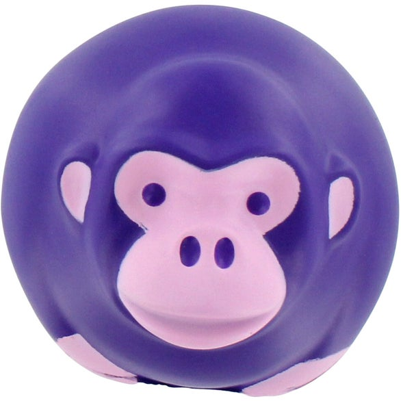 Purple / Pink Monkey Ball Stress Ball
