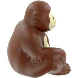 Monkey Stress Toy for Your Organization