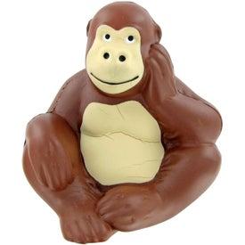 Promotional Monkey Stress Toy