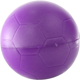 Promotional Mood Soccer Ball Stress Reliever