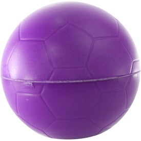 Monogrammed Mood Soccer Ball Stress Reliever