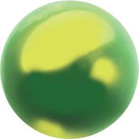 Customized Mood Smiley Face Stress Ball