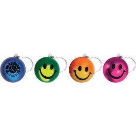 Mood Stress Key Chain