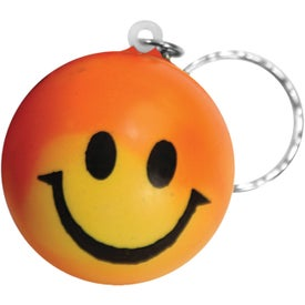 Mood Stress Key Chain Branded with Your Logo