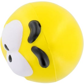 Mood Maniac Wobbler Stress Ball with Your Slogan