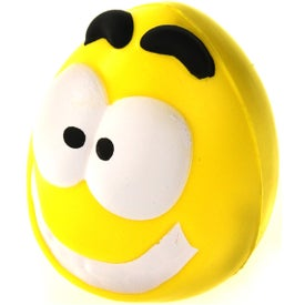 Mood Maniac Wobbler Stress Ball for Your Organization