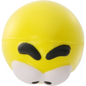 Advertising Mood Maniac Wobbler Stress Ball