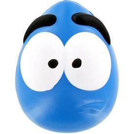 Mood Maniac Wobbler Stress Ball (Stressed)