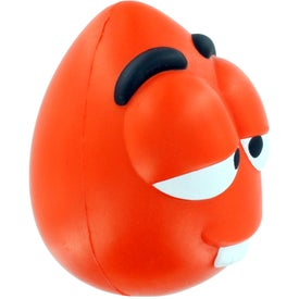 Mood Maniac Wobbler Stress Ball with Your Logo