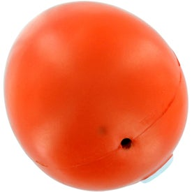 Mood Maniac Wobbler Stress Ball Imprinted with Your Logo