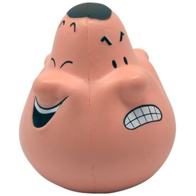 Moody Bert 4 Faces Stress Reliever