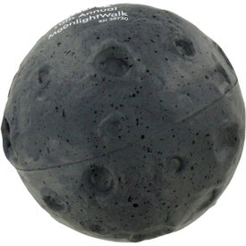 Imprinted Moon Stress Ball