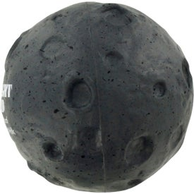 Moon Stress Ball Imprinted with Your Logo