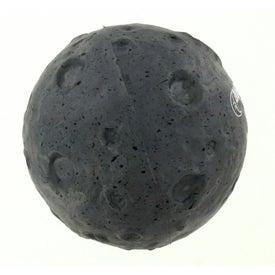 Monogrammed Moon Stress Ball