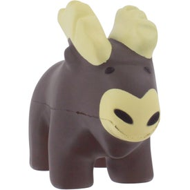 Printed Moose Stress Reliever