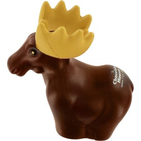 Moose Stress Ball for Your Organization