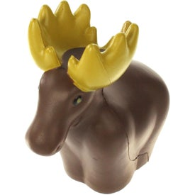 Moose Stress Ball for Customization