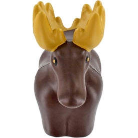Moose Stress Ball