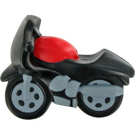 Motorcycle Stress Ball for Advertising
