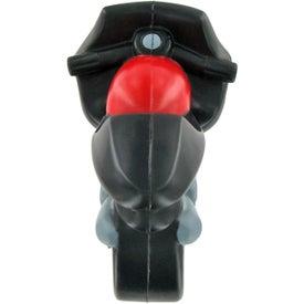 Advertising Motorcycle Stress Ball