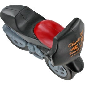 Motorcycle Stress Ball Giveaways
