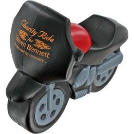 Custom Motorcycle Stress Ball