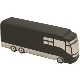 Branded Motor Coach Stress Reliever