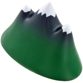 Mountain Peak Stress Ball