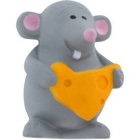 Branded Mouse Stress Reliever