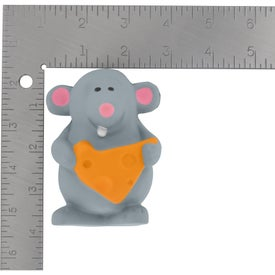Monogrammed Mouse Stress Reliever