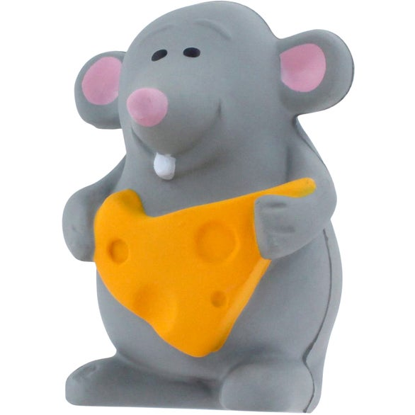 Gray Mouse Stress Reliever