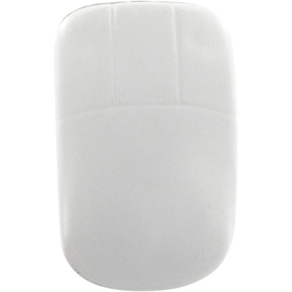 White Computer Mouse Stress Ball