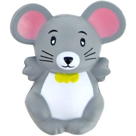 Personalized Mouse Stress Toy