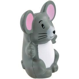 Advertising Mouse Stress Ball