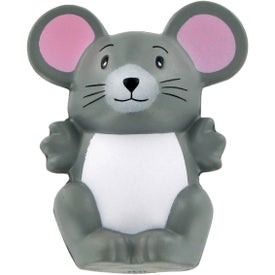 Imprinted Mouse Stress Ball