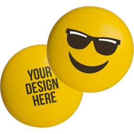 Mr. Cool Emoji Stress Reliever
