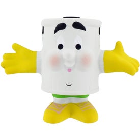 Mr. Recycle Stress Ball
