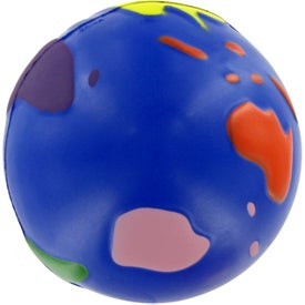 Multi-Earth Ball Stress Toy for Marketing